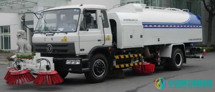 升级不加价,新一代18吨洗扫车隆重上市