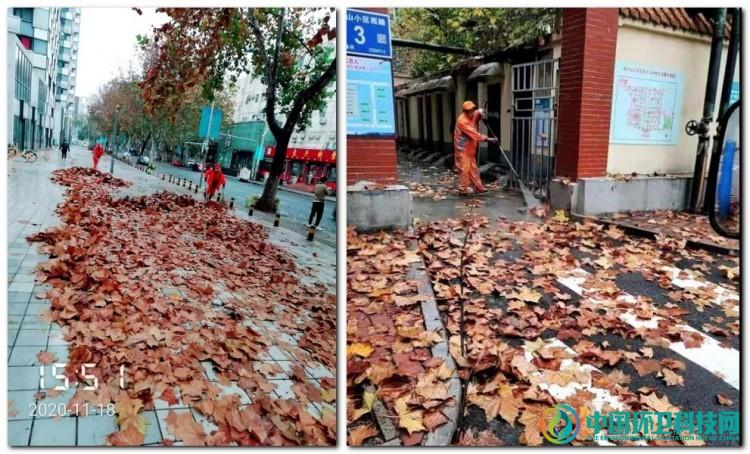 """""""借雨作业""""!济南历下城管扎实做好路面保洁,保障市民顺利出行"""