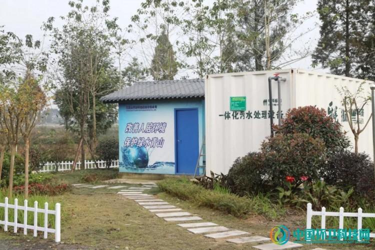 """峨嵋市因地制宜推行""""厕污同治"""",完成农村改厕2.2万户!"""