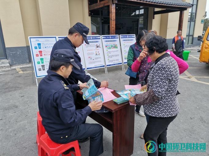 """日""""吞""""40吨!浙江省安吉县建立餐厨垃圾处理生产线"""