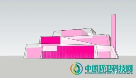 湖南郴州垃圾焚烧发电厂概念设计方案