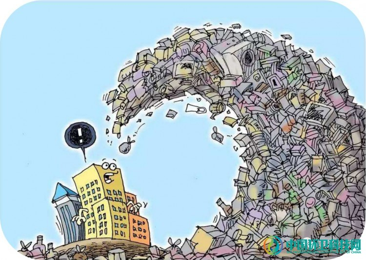 浙江嵊州垃圾焚烧发电项目建筑设计方案