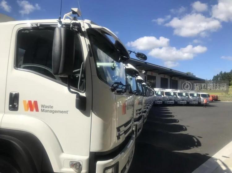 2.5亿元!首创环境中标新西兰哈特市政收集项目