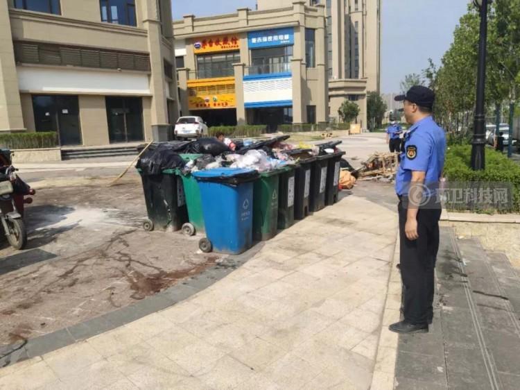 西安城管通报12起生活垃圾分类执法典型案例