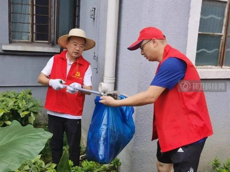 """""""广袖善舞""""!宁波市镇海区4字方针让垃圾分类理念深入人心"""