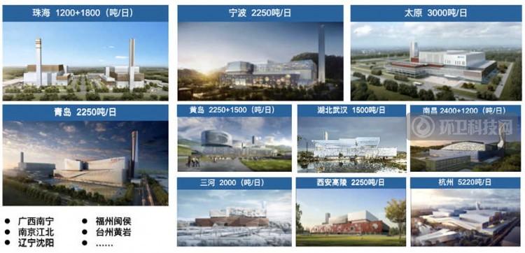 2020最美垃圾焚烧厂——康恒环境宁波明州垃圾焚烧发电项目