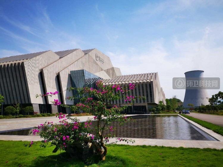 2020最美垃圾焚烧厂——重庆三峰百果园垃圾焚烧发电厂