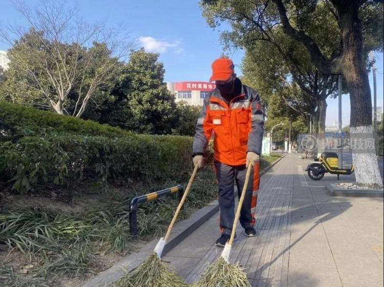 宁波春节垃圾量增六成,超97%环卫工人坚守岗位!