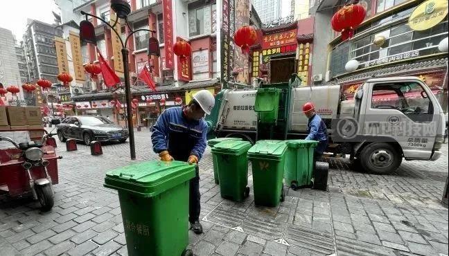 春节期间长沙餐厨垃圾实现100%无害化处理和资源化利用!