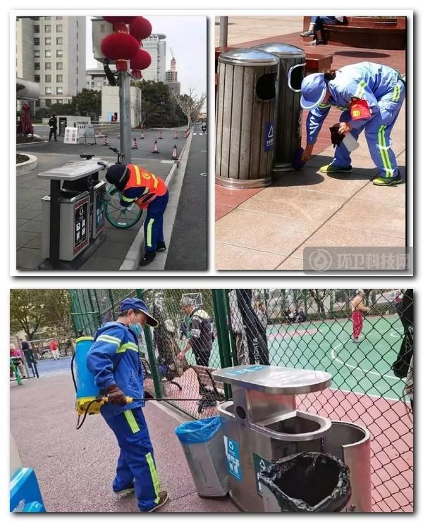 """上海环卫职工:你选择""""就地过年"""",我保障新春市容!"""