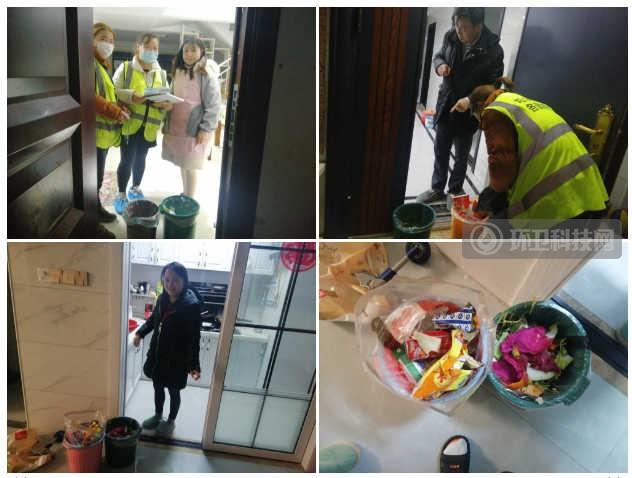 春节垃圾量大类杂?江西宜春这些宣传员带着钳子找上了门!