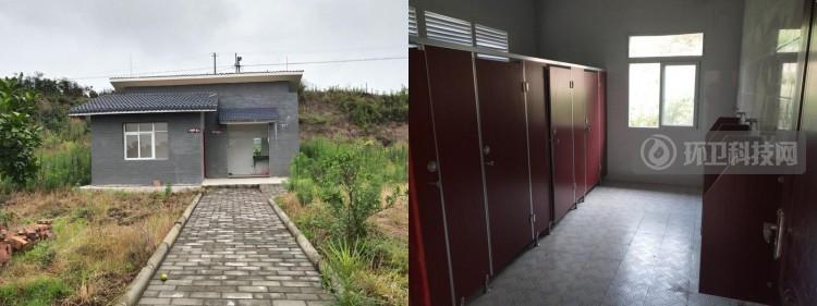 """""""厕所革命""""四川缩影:高颜值、黑科技、人性化……"""