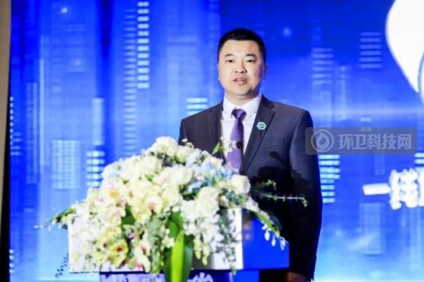 首届一线城市环保产业战略论坛在上海中心开幕!
