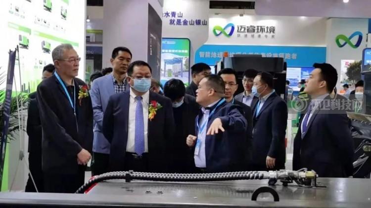 持续加码新能源,宇通环卫闪耀北京国际环卫展!