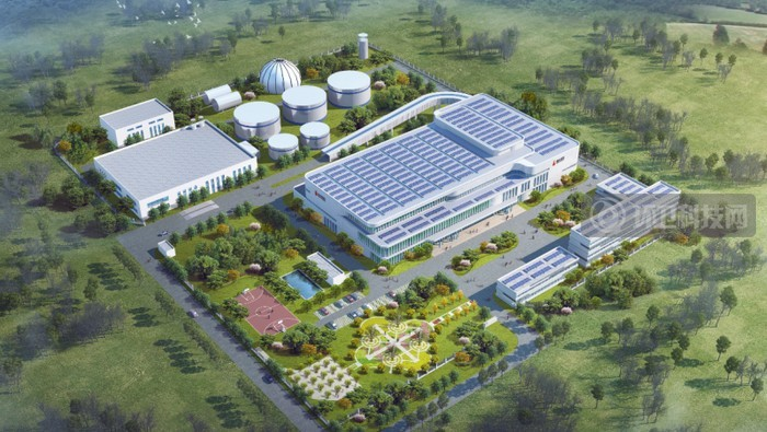 日吞600吨 中国联合中标济南市大型厨余垃圾资源化项目