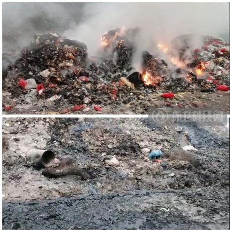 生态环境部通报:广西生活垃圾处置不力,环境违法问题突出!