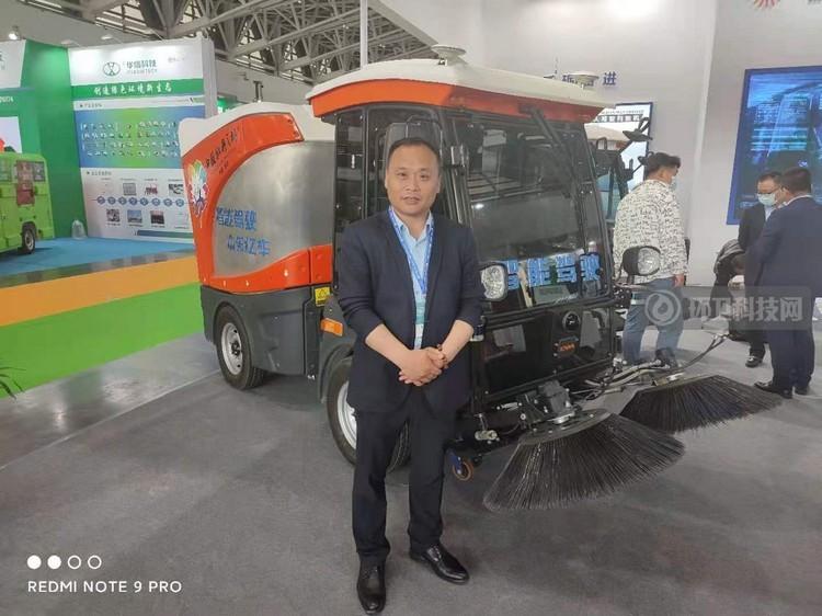 珠海亿华电动车辆有限责任公司总经理孔祥忠