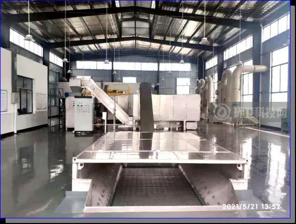常德市首座餐厨垃圾处理中心于津市市正式投产运行