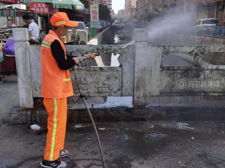 禹州环卫:世界环境日 卫生大整治