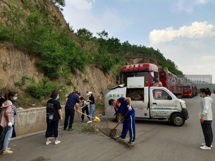 山西省吕梁市离石区:创建在路上 干劲不停歇