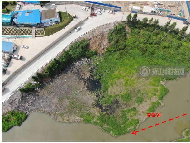 贵州省生态环境厅:贵阳比例坝生活垃圾填埋场渗滤液漏排严重