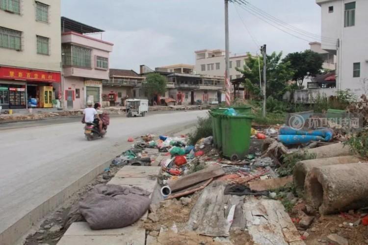 乡村生活垃圾该如何处理?