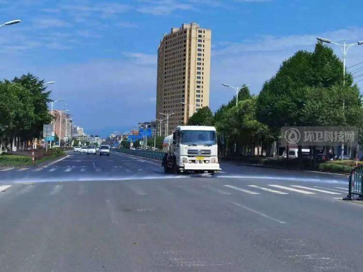 浙江省东阳市成立国有环卫公司,负责全市千万平米保洁