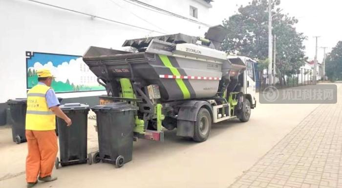 严格疫情分级管控 河北省抓好农村生活垃圾治理工作