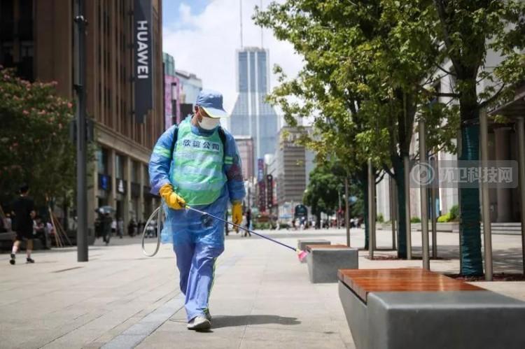 多流程优化 多创新试点 上海黄浦区打造精细化保洁示范区