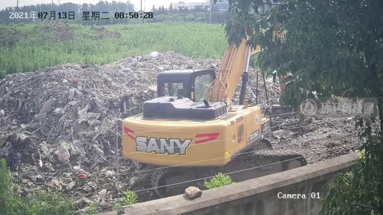 常熟市四人跨区域倾倒700余吨有害垃圾,被依法处理!